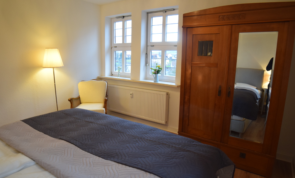 Hinterburg Schlitz - Ferienapartment 1