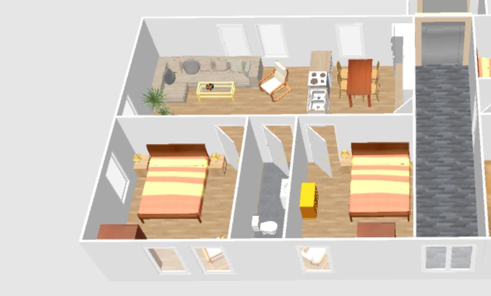 Hinterburg Schlitz - Apartment 1